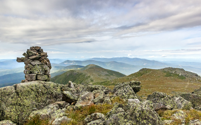 High-resolution desktop wallpaper Southern Presidentials by Paul McWhorter