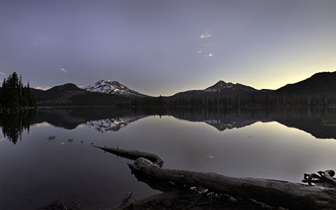 High-resolution desktop wallpaper Sparks Lake Sunrise by theadaptive