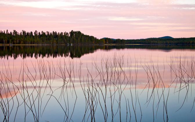 High-resolution desktop wallpaper After Sunset by Datamakarna