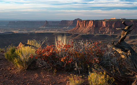 High-resolution desktop wallpaper Canyonlands by Persons0