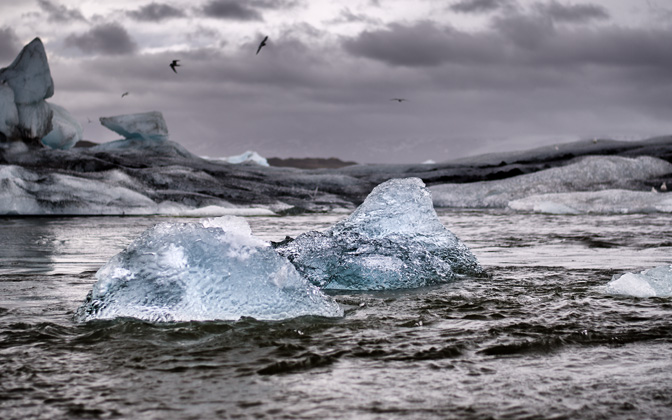 High-resolution desktop wallpaper Jökuls�rl�n by deltron