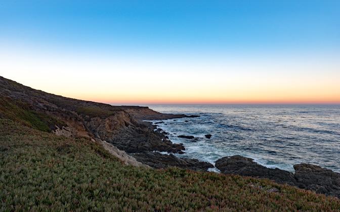 High-resolution desktop wallpaper Sunrise on Point Lobos by sbrenner