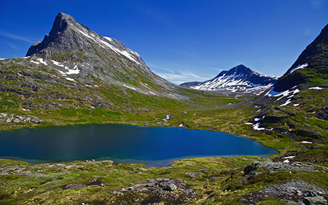 High-resolution desktop wallpaper Norway by Andy Rank