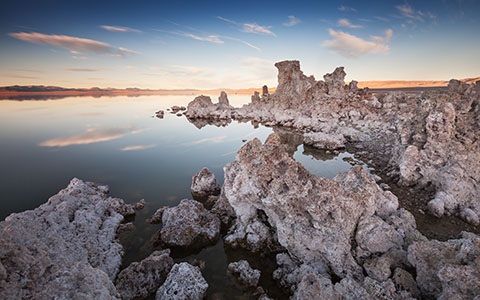 High-resolution desktop wallpaper Mono Lake by TheWanderingSoul