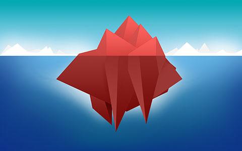 High-resolution desktop wallpaper Fire Ice by capJavert