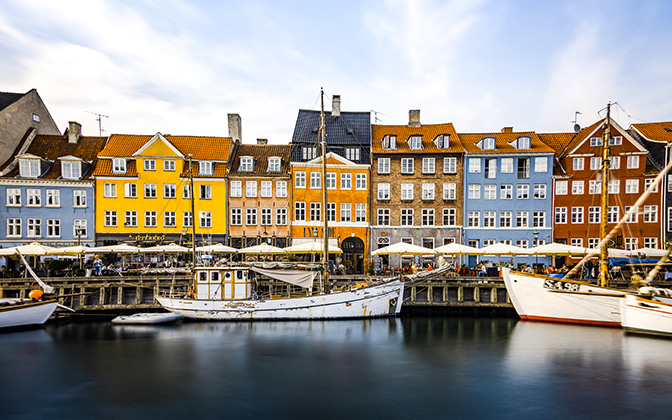 High-resolution desktop wallpaper Nyhavn - Copenhagen by babaouls
