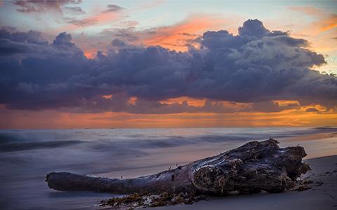 High-resolution desktop wallpaper Beach at Punta Cana by HerrVorragend