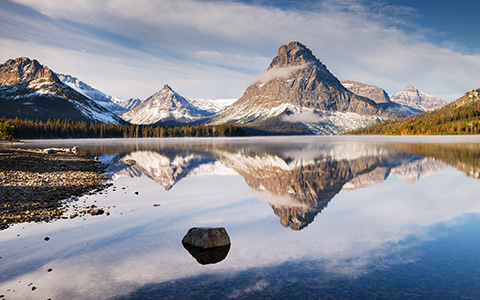 High-resolution desktop wallpaper Silent Lake by TheWanderingSoul