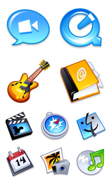 InterfaceLIFT: Free Icons for Mac OS X, Windows and Linux