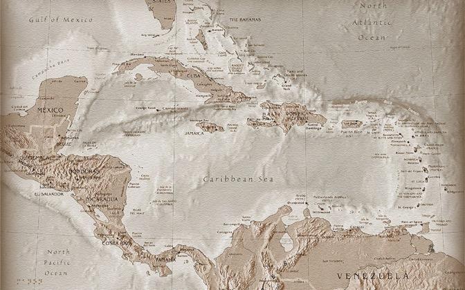 InterfaceLIFT Wallpaper Central America