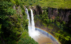 Mac Mac Falls South Africa wallpaper