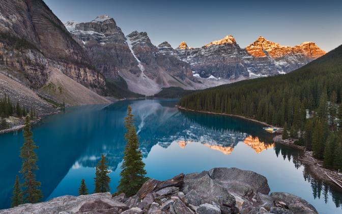 Interfacelift Wallpaper Mountain Lake